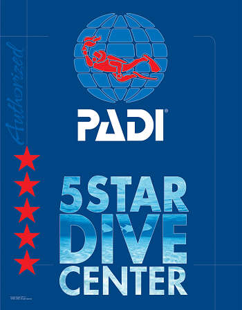 padi 5 star center costa rica